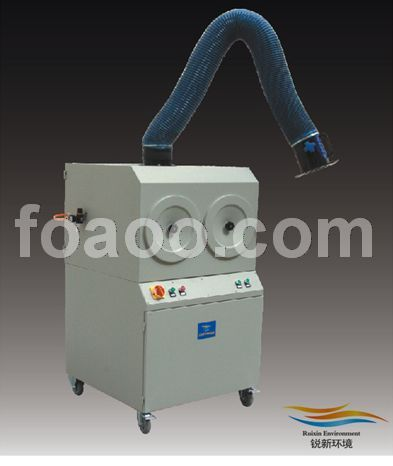 上虞锐新环境-RDE焊烟收集净化器