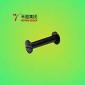 文具扣SN5625有槽/POM-黑色
